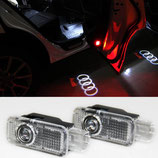 Audi Schriftzug Logo