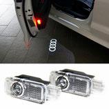 Audi Ringe Türbeleuchtung