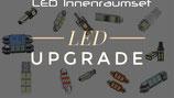 LED Innenraumbeleuchtung Set für Mini R57 Cabriolet One, Cooper, Cooper S, D, SD und JCW