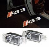Audi RS3 Logo Türbeleuchtung