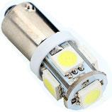 LED BA9s 5SMD