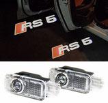 Audi RS5 Logo Türbeleuchtung