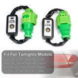 2 x Semi Dynamische Blinker Modul für Rückleuchten Laufblinker für Audi A5/S5/RS5 V.2