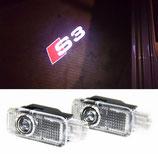 Audi S3 Logo Türbeleuchtung