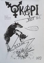 Okapi Riot no.1