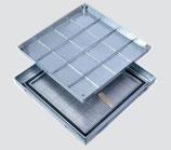 Heika-Ground Isolation Stahl feuerverzinkt