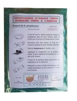 CATAPLASMES D'ARGILE