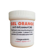GEL ORANGE - Anti inflammatoire