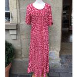 Adini-Kleid mit Blumen-Print