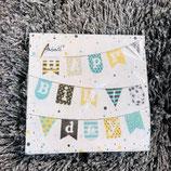 Happy Birthday - Servietten