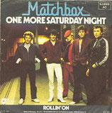 Matchbox - One More Saturday Night (1982)