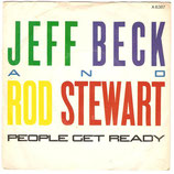 Jeff Beck and Rod Stewart – People Get Ready (1985)