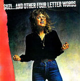 Suzi Quatro - Suzi...And Other Four Letter Words (1979)