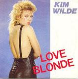 Kim Wilde - Love Blonde (1983)
