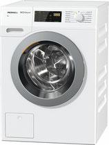 Miele WED135WPS - W1 Classic Waschmaschine Frontlader mit 1-8 kg Schontrommel und Vorbügeln für schonend gepflegte Wäsche