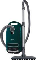 Miele Complete C3 Select Parquet - SGDF 3- Bodenstaubsauger petrol