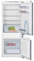 SIEMENS KI67VVFF0 - Einbau-Kühl-Gefrier-Kombination mit Gefrierbereich unten, 144.6 x 54.1 cm
