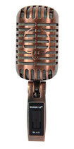 Vintage Retro Microphone , or Shift Knob