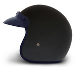 Retro Helmet Dull Black