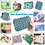 eBook Mini ZipperWallet JADEA !Neu!