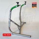 PHS-SSD-R - Cavalletto a Perno Ducati 1098 R/S - Inox