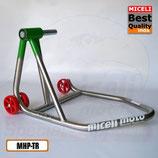 MHP-TR - Cavalletto Mono per Triumph - Inox