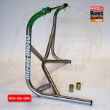 PHS-SS-GP8 - Cavalletto a perno per Gilera GP 800 e Aprilia SRV 850 - Inox
