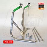 PHS-PS - Cavalletto Professional - Inox