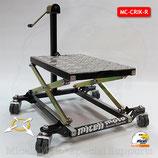 Sollevatore meccanico con ruote MC-CRIK-R