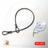 MA-CAVO - Cavetto antifurto casco