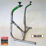 PHS-SSYR - Cavalletto a Perno per Yamaha R1 e R6 - Inox