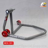 MCN-D01 - Cavalletto New Mono per monobraccio Ducati - F26