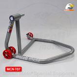 MCN-T07 - Cavalletto New Mono per mono Triumph