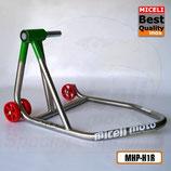 MHP-H1R - Cavalletto mono per Honda CB1000R - Inox