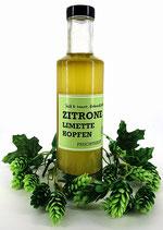 Zitrone Limette Hopfen Sirup 320 ml