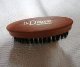 Bartbürste in ovaler Form von Dr. Dittmar