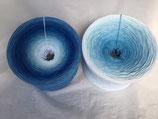 Decken Set Sky blue 2 Teile gesamt 7000m 4 Fädig