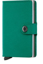 Mini Wallet Crisple Emerald