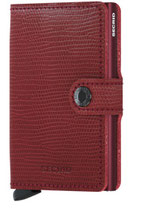 Mini Wallet Rango Red