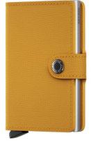Mini Wallet Crisple Amber