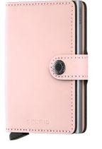 Mini wallet Matte Pink