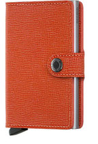 Mini Wallet Crisple Orange