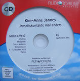 "Audio-CD: ""Jenseitskontakte mal anders"""