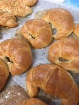 Croissants per stuk