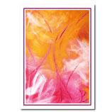 Kunst-Karte Frühling