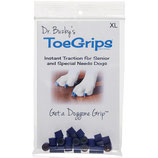 Dr. Buzby's ToeGrips® XL (Lila)