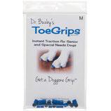 Dr. Buzby's ToeGrips® M (Blau)