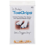 Dr. Buzby's ToeGrips® XS (Gelb)