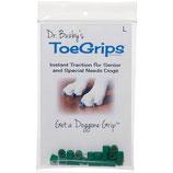 Dr. Buzby's ToeGrips® L (Grün)