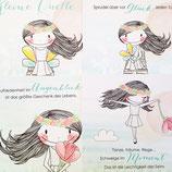 Postkarten zum Buch KLEINE QUELLE